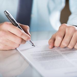 Digitale handtekening middels Adobe Sign onvoldoende betrouwbaar